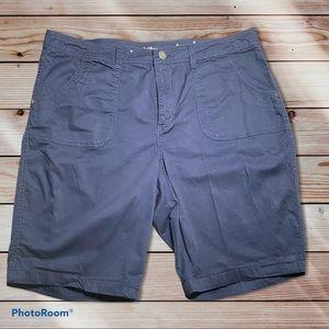 Croft&Barrow classic fit stretch shorts